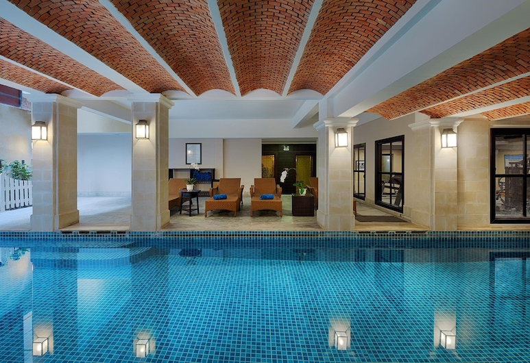 La Residencia. A Little Boutique Hotel & Spa, Hoi An, Binnenzwembad