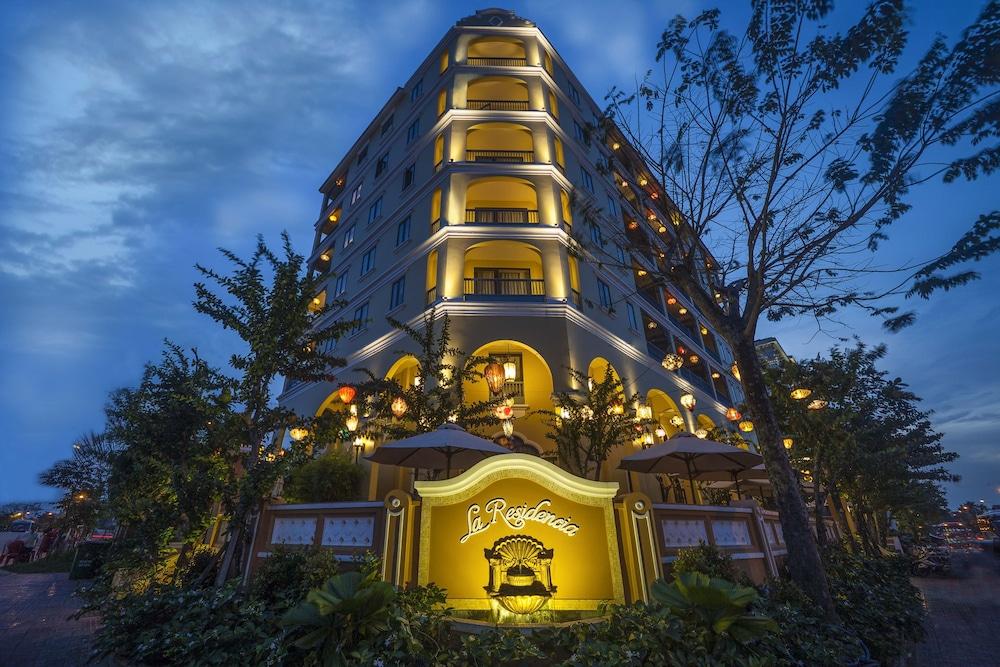 【越南會安】兼具越南及法式風情的精品旅館La Residencia Hotel & Spa