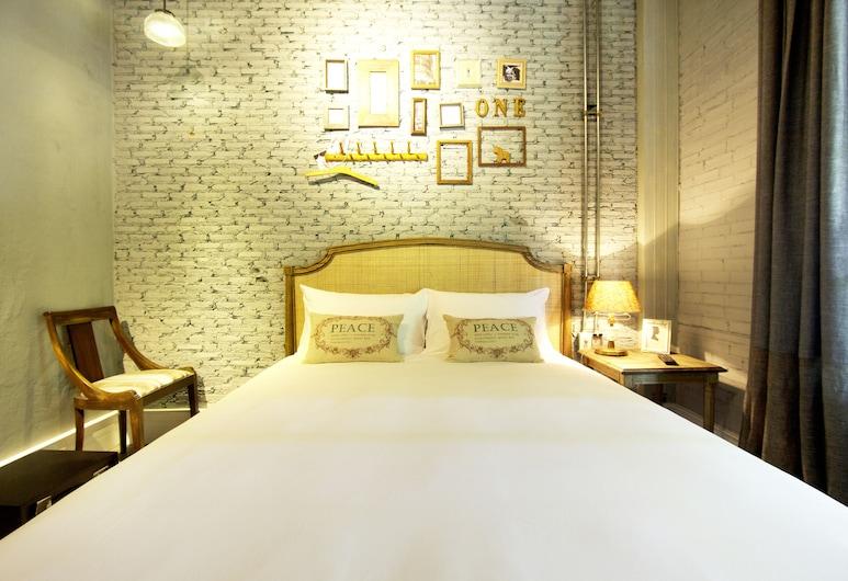 ワンデイ ホステル スクンビット 26, バンコク, Double Private Room with Shared Bathroom, 部屋