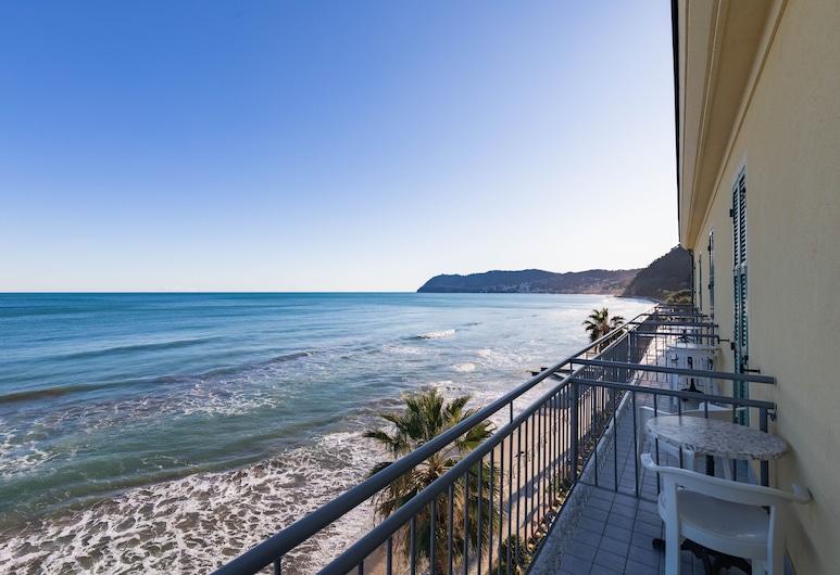 Hotel Danio Lungomare, Alassio, Habitación doble, vistas al mar, Balcón