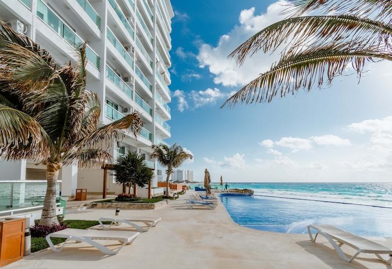 Ocean Dream Cancun by GuruHotel, Cancún, Piscina