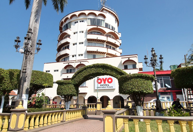 OYO Hotel Santiago Plaza, Santiago Tuxtla, Hotelfassade