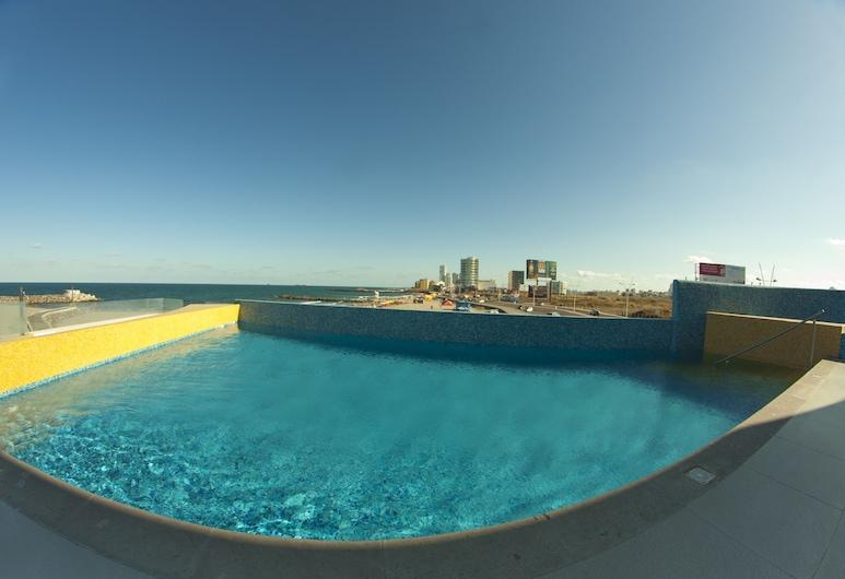 Hotel Punta Azul, Boca del Río, Piscina al aire libre
