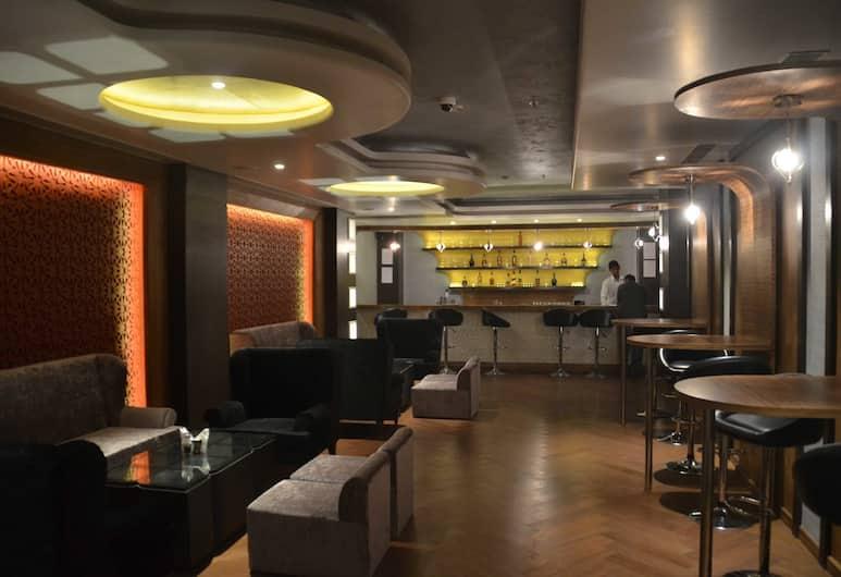 Hotel Marigold Jaipur, Jaipur, Bar do hotel