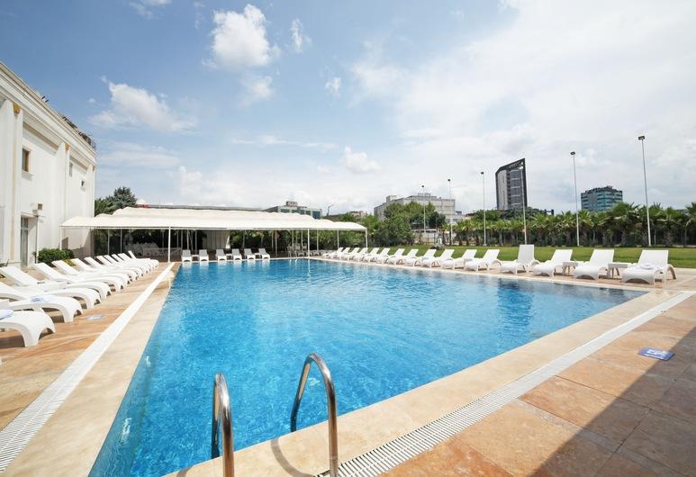 Kadak Garden Istanbul Airport Hotel, Istanbul, Outdoor Pool