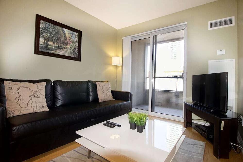 One Bedroom Condo - Living Area