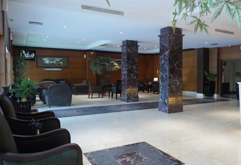 Sriwijaya Hotel, Jakarta, Hall
