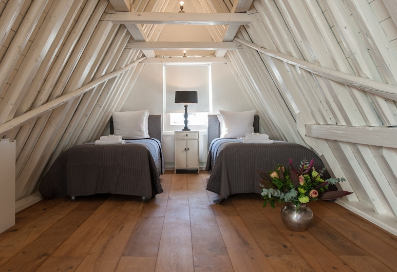 Short Stay Group The Grand Singel Luxury Serviced Apartments, Amsterdam, Appartement, 4 slaapkamers, Kamer