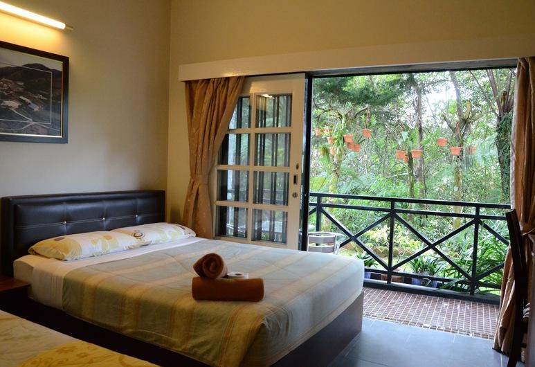 Gerard's Place, Tanah Rata, Triple Room, Shared Bathroom, Guest Room