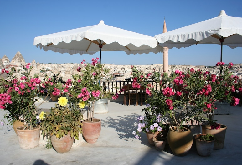 Arch Palace Hotel, Nevsehir, Terassi/patio
