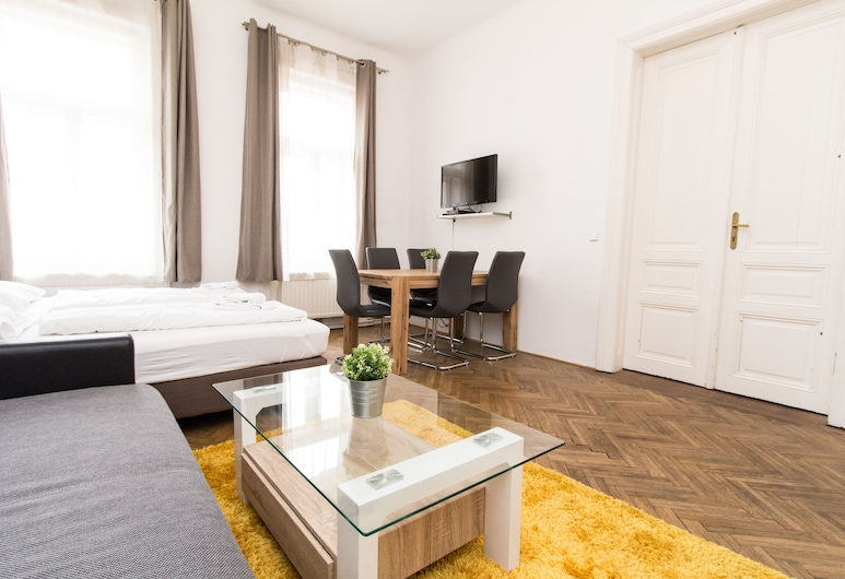 CheckVienna - Liechtensteinstrasse, Vienna, Apartment, 1 Bedroom, Room