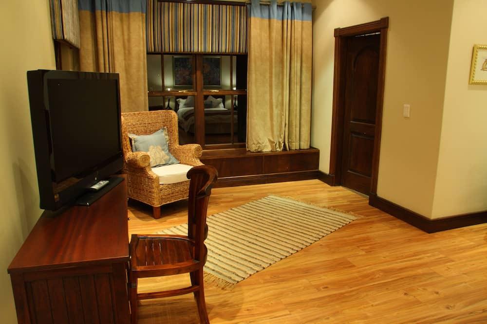 Suite Premium (Injabulo) - Coin séjour