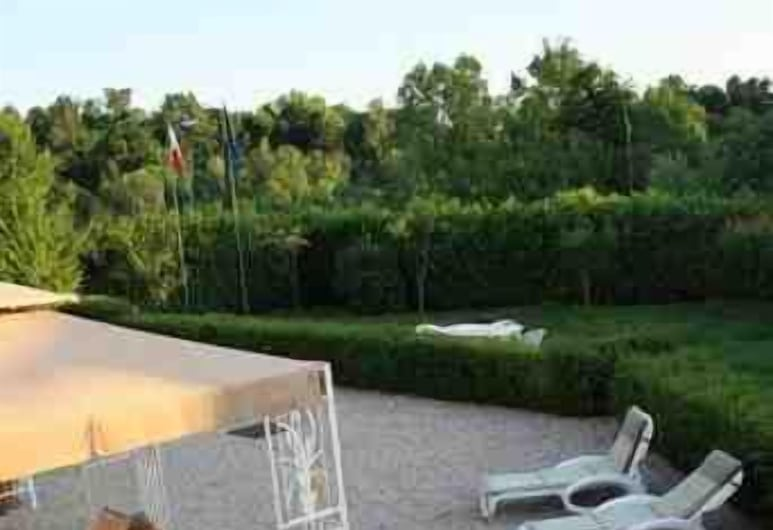 B&B Pleris, Asolo, Restauration en terrasse