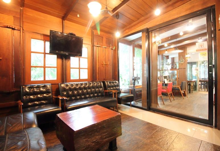 OYO 564 ネイチャー ブティック ホテル, バンコク, フロント