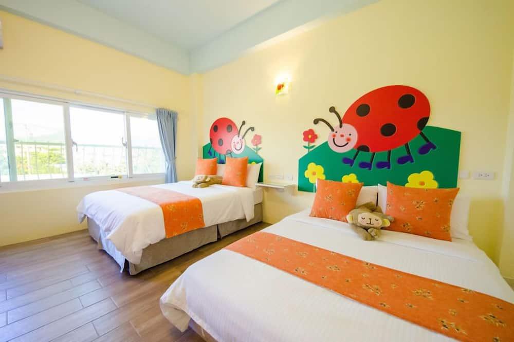 Štvorposteľová izba typu Grand - Hrací kútik/izba pre deti
