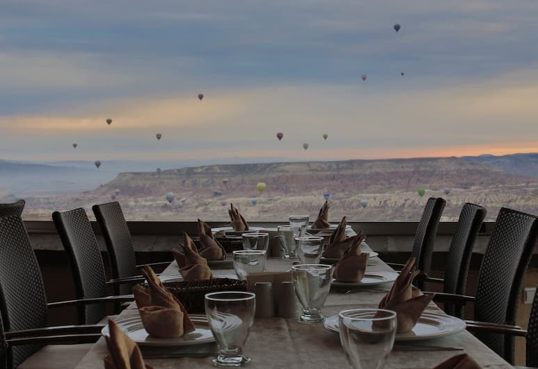 Aden Hotel Cappadocia, Nevsehir, Terrass