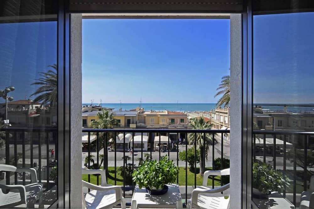 Double Room, Sea View - Balcony View