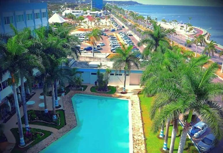 Hotel Baluartes, Campeche, Vanjski bazen