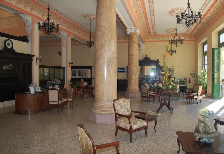 Hotel E. Velasco, Matanzas, Lobby Lounge