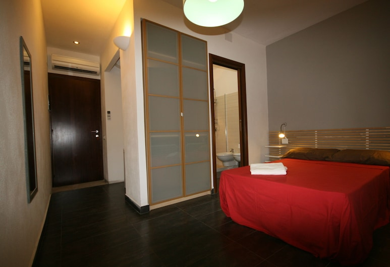 Il Palazz8, Iglesias, Tweepersoonskamer, uitzicht, Kamer