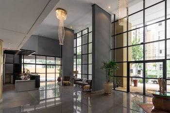 Nuotrauka: Mondrian Suite Hotel, San Žozė dos Kamposas