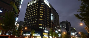 Hình ảnh Hotel Graytone Dunsan tại Daejeon