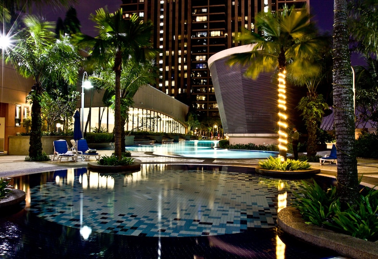 Times Private Serviced Suites, Kuala Lumpur, Outdoor Pool