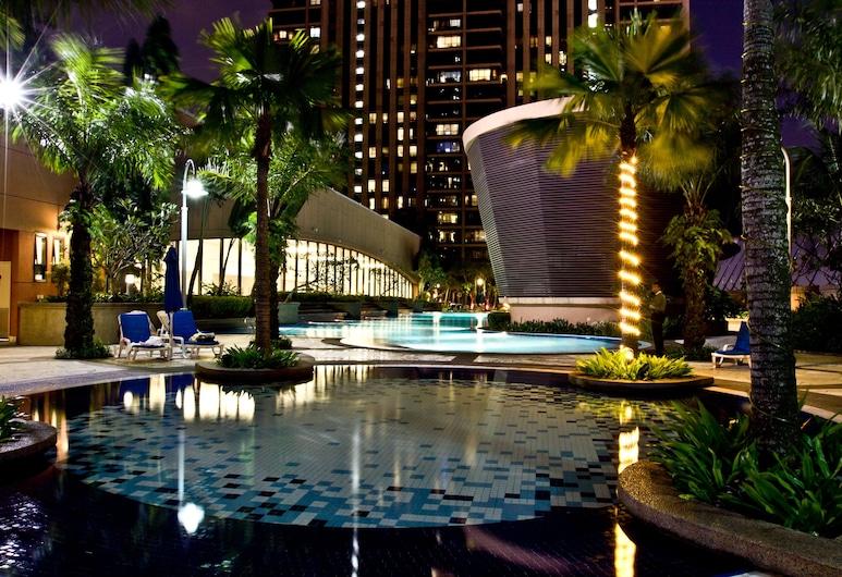 Times Private Serviced Suites, Kuala Lumpur, Kolam Renang Luar Ruangan