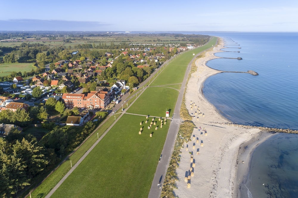 더블룸, 바다 전망 - 해변