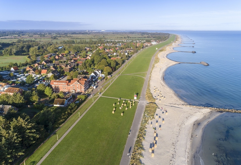 Beach Hotel California, Schönberg (Holstein), Double Room, Ocean View, Beach