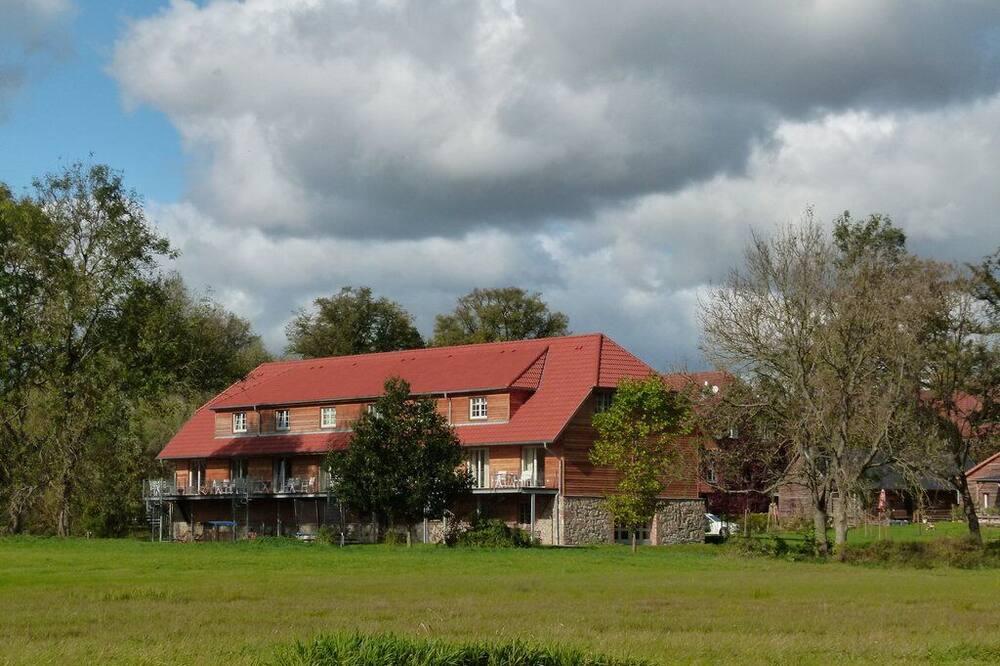 Huoneisto, 2 makuuhuonetta, Terassi - Oleskelualue