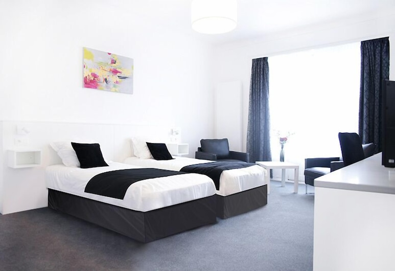 Hôtel Satellite, Bruxelas, Quarto Duplo ou Twin Comfort, Quarto