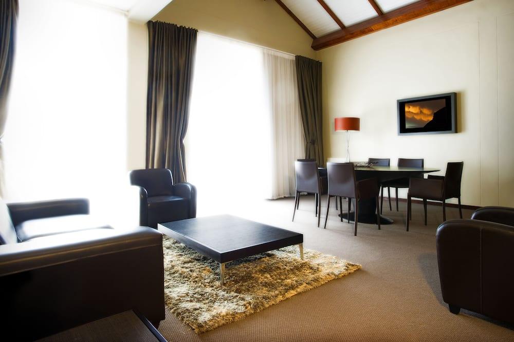 Premier Luxury Suite - Living Room