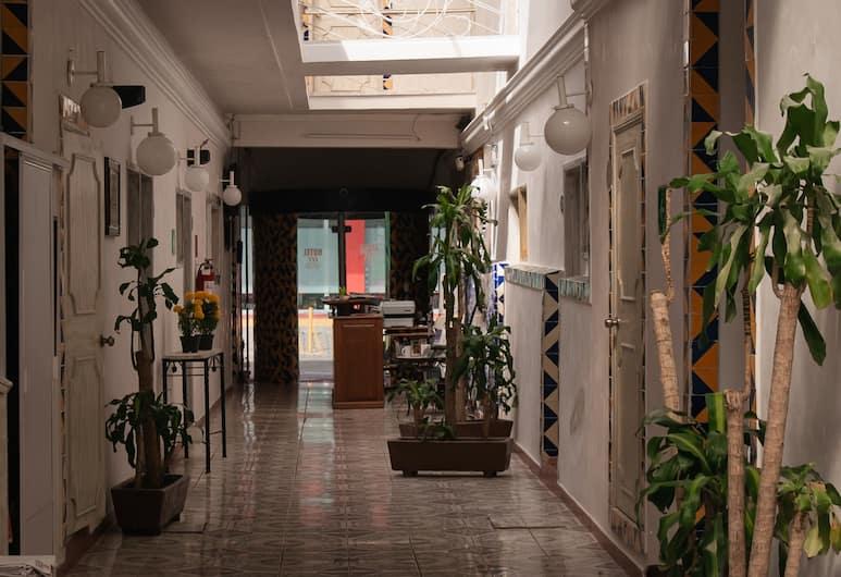 Hotel Condesa Americana, Puebla, Receptie