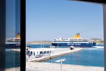 Foto del Hotel Oasis en Paros