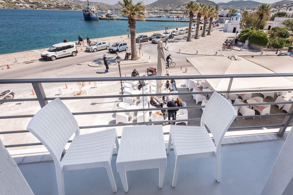 Triple Room, Sea View - Balkoni