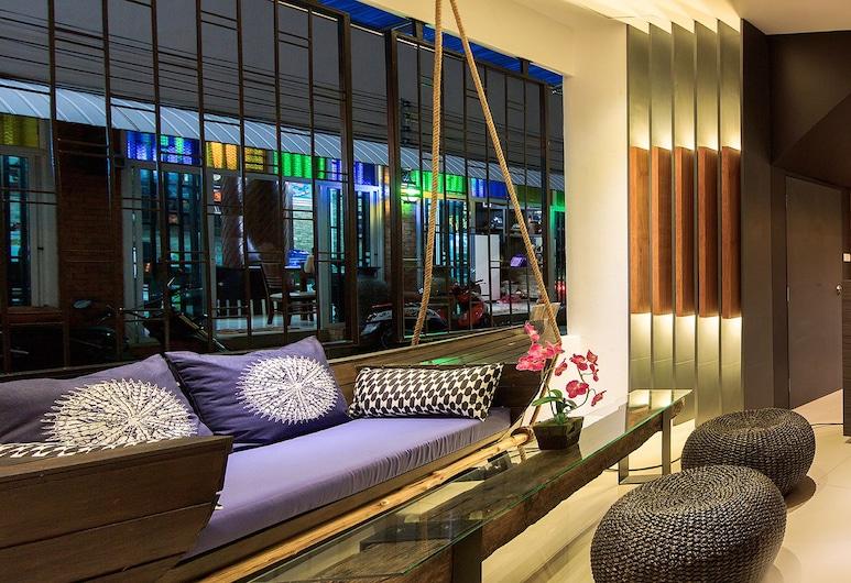 芭東之旅旅館, 巴東, 大堂酒廊