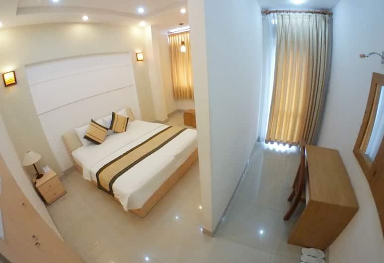 キャット フイ ホテル, ホーチミン, デラックス ルーム バルコニー (With Window), 客室