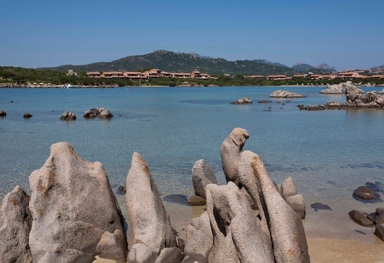 Residence Baia de Bahas Exclusive Resort, Golfo Aranci, Praia