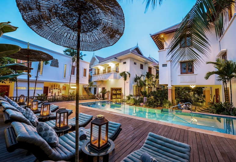 Mane Boutique Hotel & Spa, Siem Reap