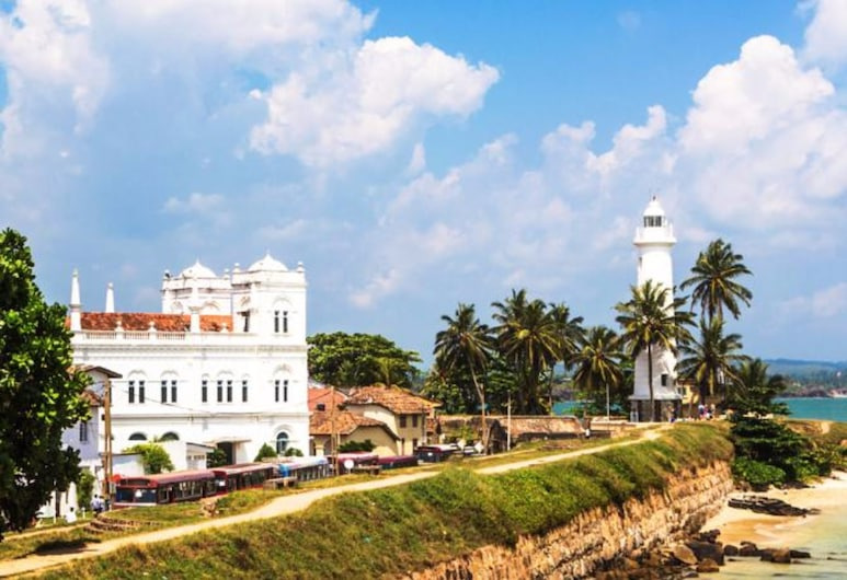 The Fort Printers, Galle, Exterior