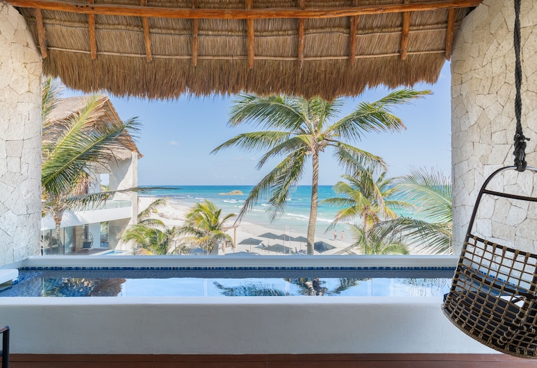 Tago Tulum by G Hotels, Tulum, Ocean Front Master Suite, Guest Room