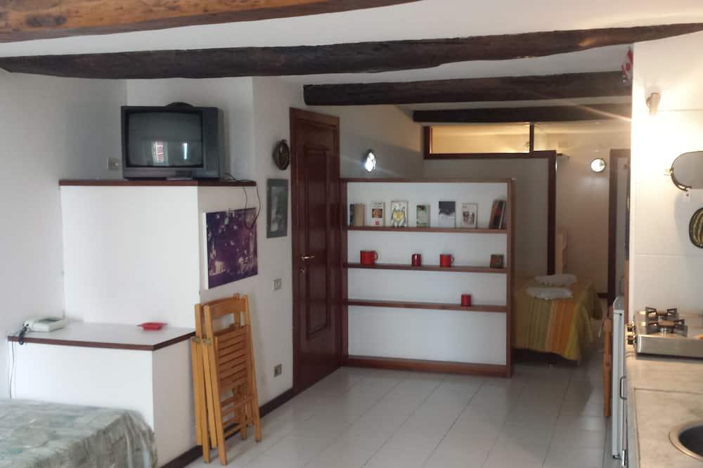 Apartment, 1 Bedroom (MARINA 1) - Living Area