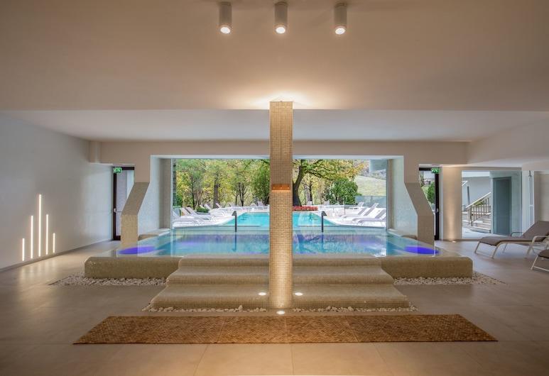 Hotel Green Park Madama Spa & Wellness, Castel Madama, Spa