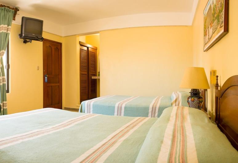 هوتل ريال ديل ماياب, شاطئ كارمن, غرفة مزدوجة عادية, غرفة نزلاء