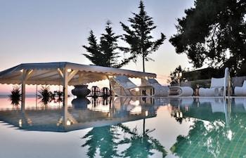 A(z) Acrotel Athena Villa hotel fényképe itt: Szitónia