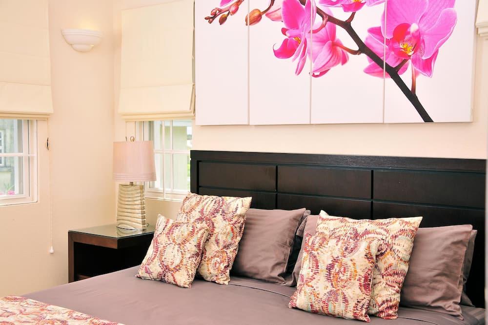 Apartment, Mehrere Betten, eingeschränkter Meerblick (ZenBreak Anidale #3) - Zimmer