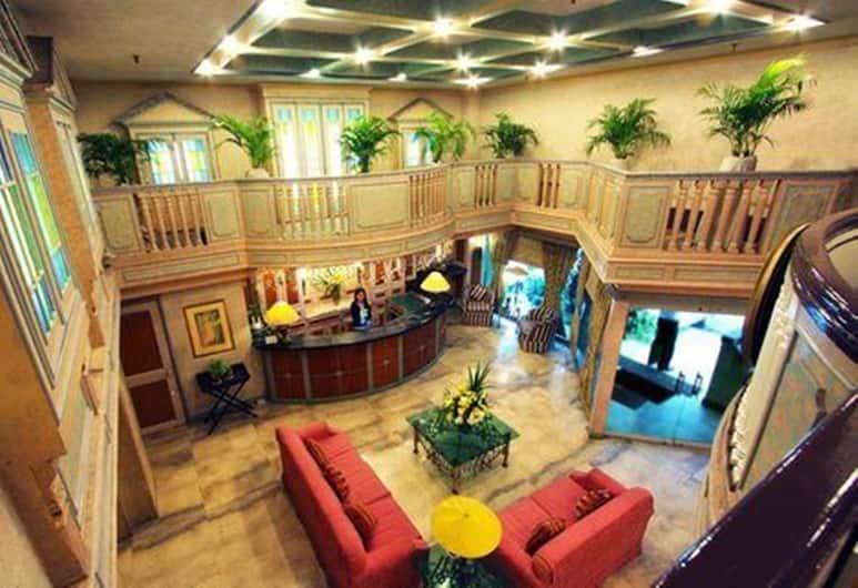 馬尼拉莊園酒店, 馬尼拉