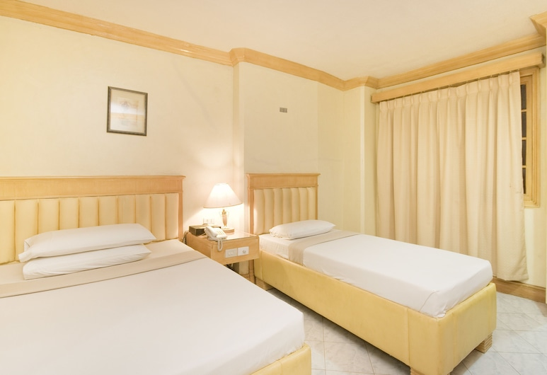 Nature's Pensionne House, Cagayan de Oro, חדר סטנדרט, חדר אורחים