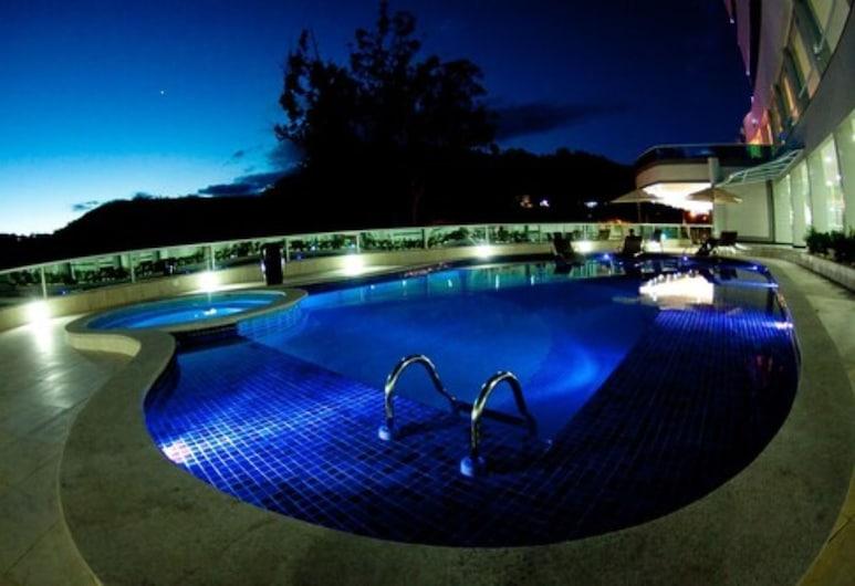 Premier Parc Hotel, Juiz de Fora, Hồ bơi ngoài trời